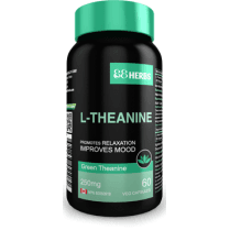 L-Theanine 250mg - 60 Capsules
