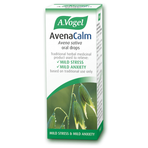 A Vogel (Bioforce) AvenaCalm Avena Sativa Oral Drops 50ml