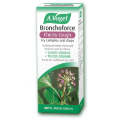 Bronchoforce Chesty Cough Ivy Complex Oral Drops 15ml