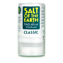 Crystal Spring Salt of the Earth Travel Deodorant 50g