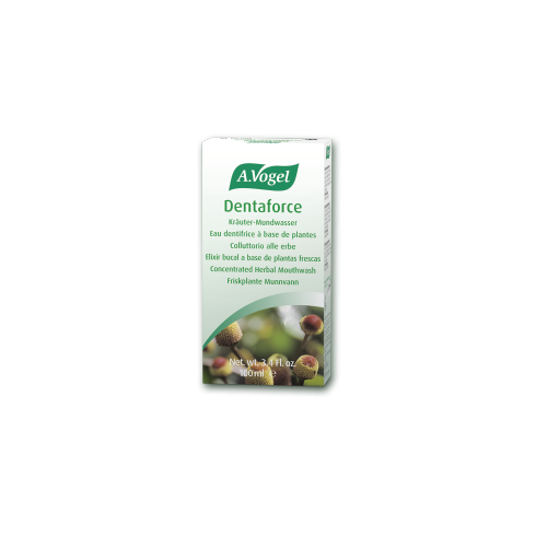 A Vogel (Bioforce) Dentaforce Mouthwash 100ml