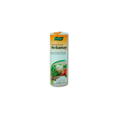 A Vogel (Bioforce) Herbamare Spicy Seasoning Salt 125g