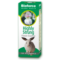 Highly Strung Flower Essence 30ml