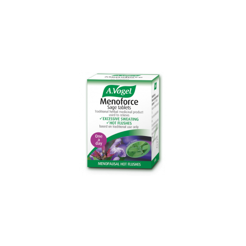A Vogel (Bioforce) Menoforce Sage 30 tablets