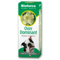 Over Dominant Flower Essence Drops for Animals 30ml