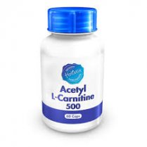 Acetyl-L-Carnite 500mg, 60's