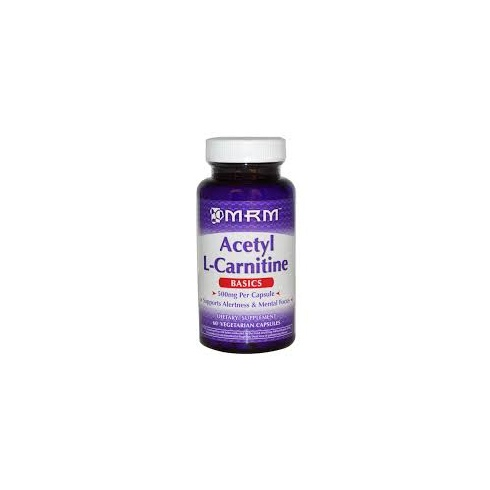 Vitamin Research Products Acetyl-L-Carnitine 60 caps