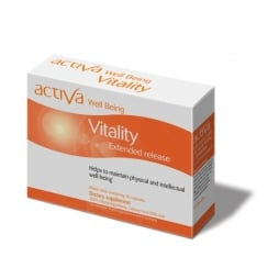 Well-Being Vitality 30's