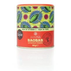 Baobab Superfruit Powder 80g
