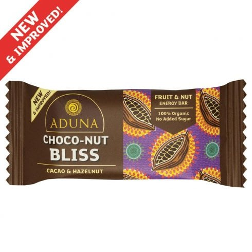 Aduna Choco-Nut Bliss Energy Bar 40g