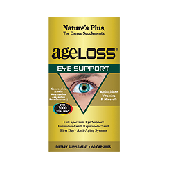 AgeLoss Eye Support 60's