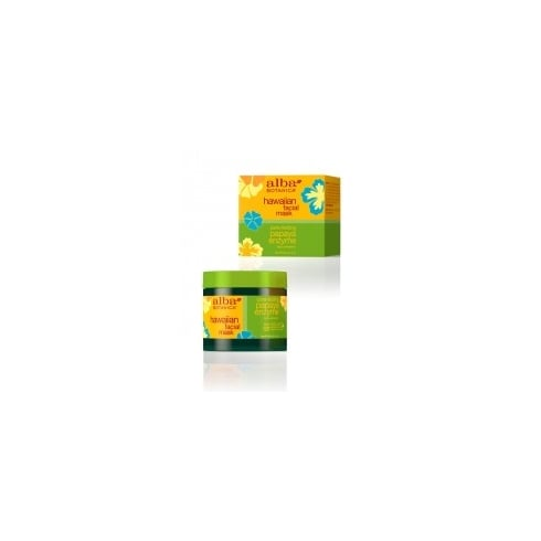 Alba Botanica Hawaiian Facial Mask Papaya Enzyme 85g