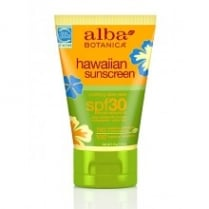 Hawaiian Sunscreen SPF30 Aloe Vera 118ml