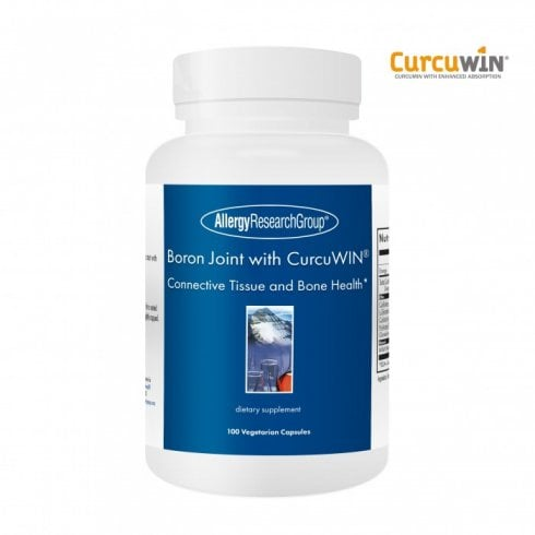 Allergy Research Boron Joint with CurcuWIN 90's