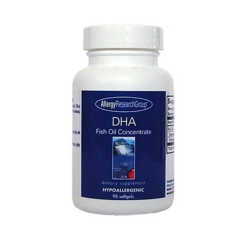Allergy Research DHA Fish Oil Concentrate 90's