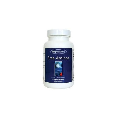 Allergy research Free Aminos 100's