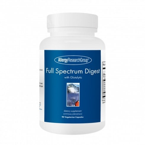 Allergy Research Full Spectrum Digest 90's