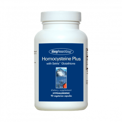 Allergy Research Homocysteine Plus 90's