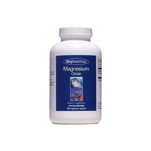 Allergy Research Magnesium Citrate 90's