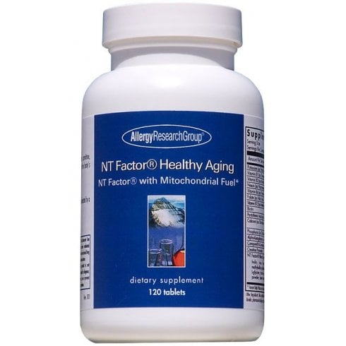 Allergy Research NT Factor Healthy Aging 120's