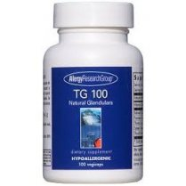 TG 100 Natural Glandulars 100's