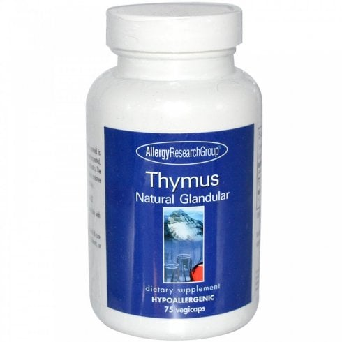 Allergy Research Thymus 75's