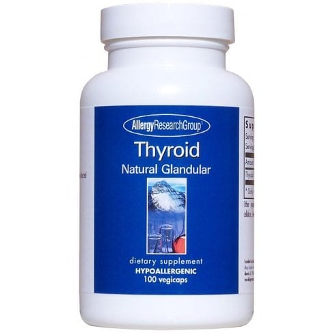 Allergy Research Thyroid 100's