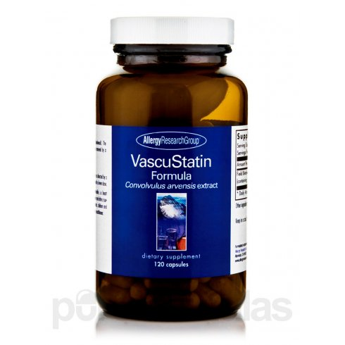 Allergy research VacuStatin Formula 120's