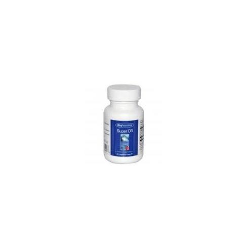 Allergy Research Vitamin D3 Complete (Fish Gelatin Capsules) 60's