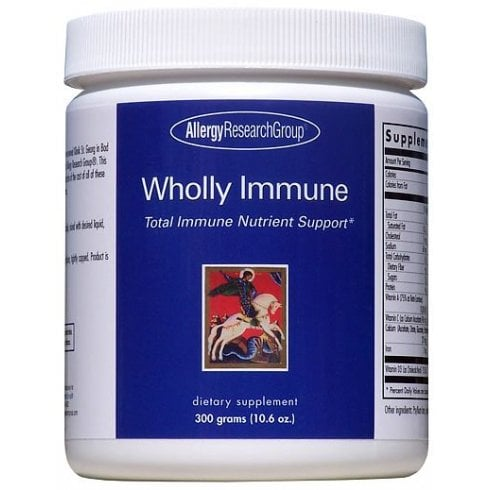 Allergy Research Wholly Immune (Vat Exempt) 300g