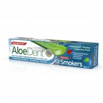 Aloe Vera Anti-Staining Smokers Toothpaste 100ml