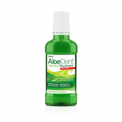 Aloe Vera Mouthwash With Fluoride 250ml