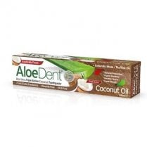 Aloe Vera Triple Action Coconut Toothpaste (Fluoride Free) 100ml