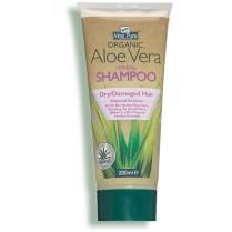 Aloe Vera Herbal Shampoo (Dry/Damaged) 200ml