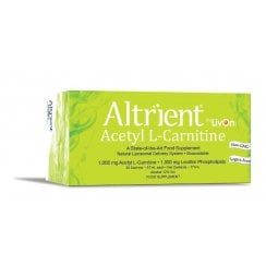Altrient Acetyl L-Carnitine 30's (Lime)