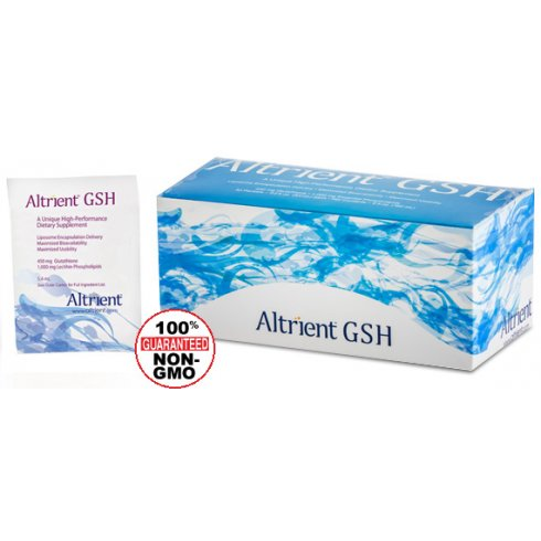Lypo-spheric Altrient GSH (Formerly Lypo-spheric GSH-Glutathione 30's)