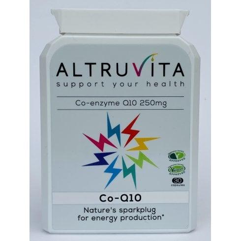 Altruvita Co-enzyme Q10 30's
