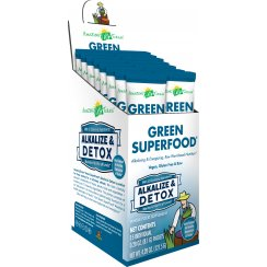 Alkalize Detox Green Super Food 15 x 8g