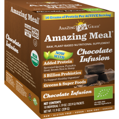 Amazing Meal Chocolate 10 x 33.9g