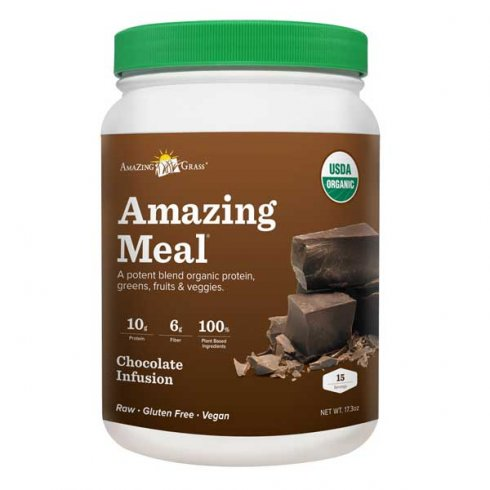 Amazing Grass Amazing Meal Chocolate 508g