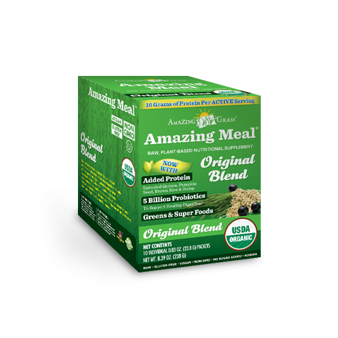Amazing Grass Amazing Meal Original 1 x 22g