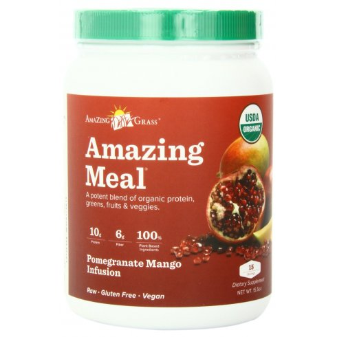 Amazing Grass Amazing Meal Pomegranate/Mango 440g