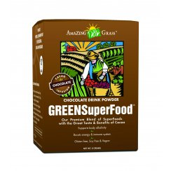 Chocolate Green Super Food 15 x 8g