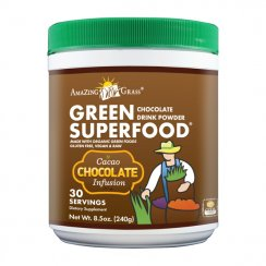 Chocolate Green Super Food (30 Servings) 240g