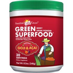 Green Super Food Goji and Acai (30 Servings) 240g