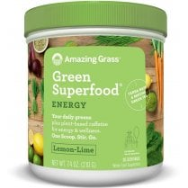 Green SuperFood Energy Lemon and Lime (30 Servings) 210g