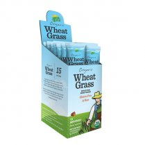 Organic Wheat Grass 15 x 8g