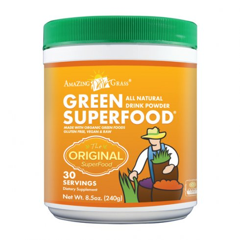 Amazing Grass Original Green Super Food (30 Servings) 240g