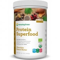 Protein Superfood Chocolate and Peanut Butter 430g