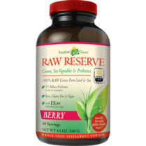 Raw Reserve Green Super Food Berry 240g